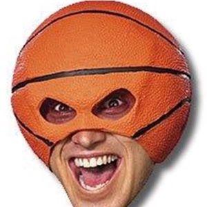 SOLD 🎃 Halloween 🎃 Hoop Head vinyl adult mask
